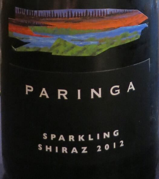 帕灵加西拉起泡Paringa Vineyards Shiraz Sparkling