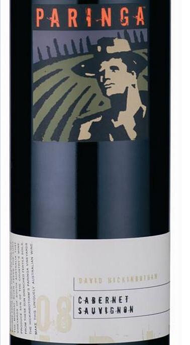 帕灵加赤霞珠干红Paringa Vineyards Cabernet Sauvignon