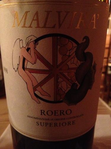 马尔维纳罗埃罗上布干红Malvira Roero Superiore