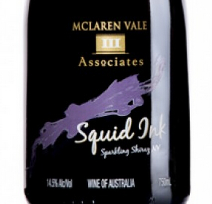三联墨赢西拉起泡III Associates Squid Ink Sparkling Shiraz