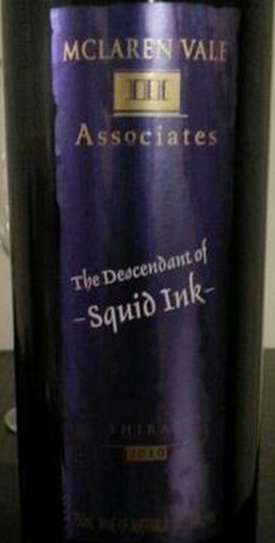 三联墨赢后递西拉干红III Associates Descendant of Squid Ink Shiraz