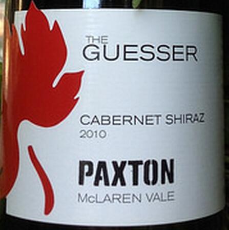 帕克斯顿臆想者赤霞珠西拉干红Paxton The Guesser Cabernet - Shiraz