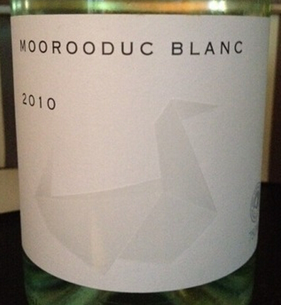莫路德酒庄干白Moorooduc Estate Blanc