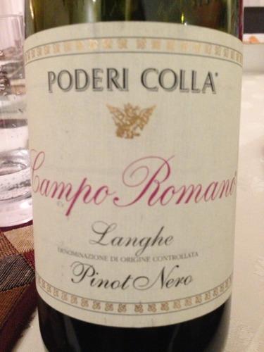 Poderi Colla Pinot Noir Langhe Campo Romano