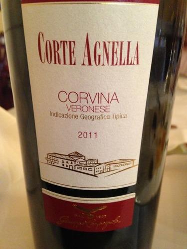 坎帕尼奥拉朱塞佩科特艾格纳拉科维纳干红Campagnola Corte Agnella Corvina Veronese