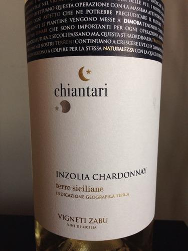 法尼丝札布琪安塔蕾尹卓莉亚-霞多丽干白Farnese Vigneti Zabu Chiantari Inzolia - Chardonnay