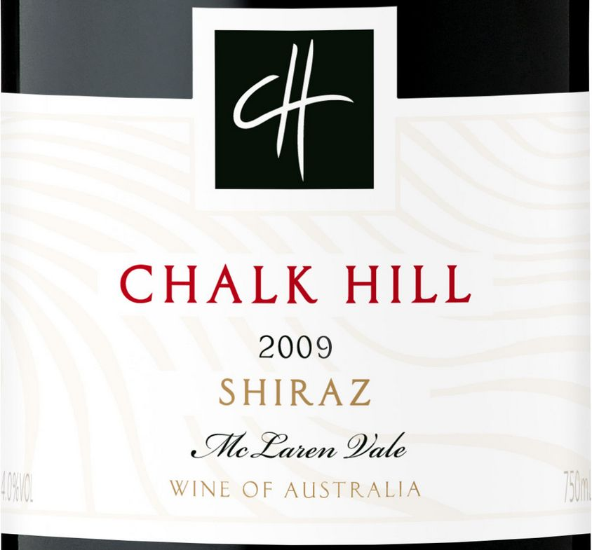 Chalk Hill Shiraz