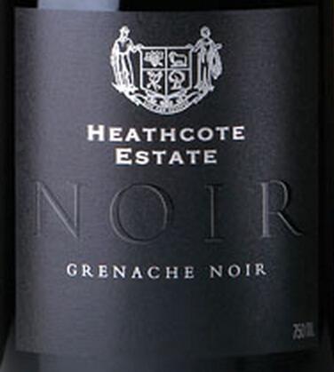 雅碧湖黑歌海娜干红Yabby Lake Vineyard Heathcote Grenache Noir