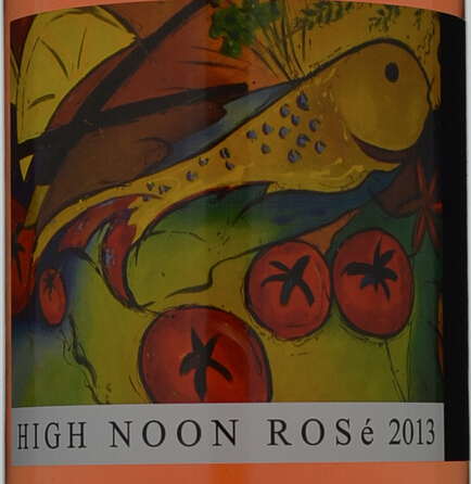 诺恩正午桃红Noon Winery High Noon Rose