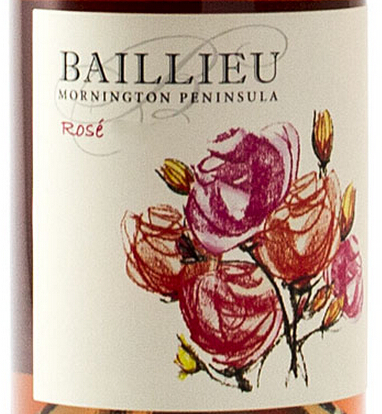 柏烈桃红Baillieu Vineyard Rose