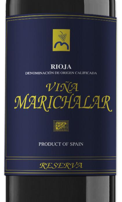 曼扎诺思酒堡玛丽奇拉珍藏干红Manzanos Wines Vina Marichalar Reserva