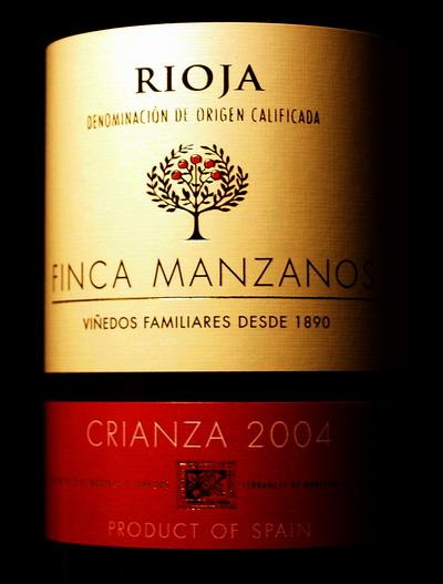曼扎诺思陈酿干红Finca Manzanos Crianza