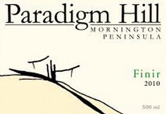 帕丁山变换白Paradigm Hill Finir