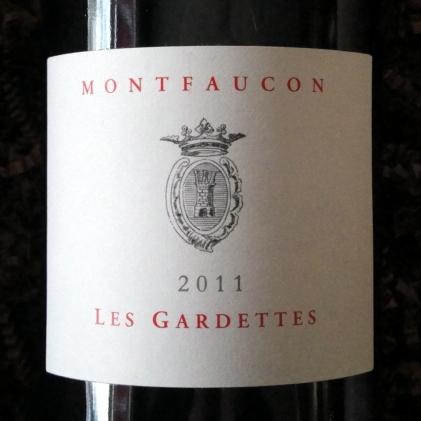 法贡城堡嘉蒂干红Chateau de Montfaucon Les Gardettes