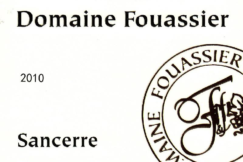 弗榭酒庄白葡萄酒DOMAINE FOUASSIER - SANCERRE