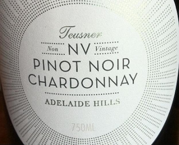 托斯纳酒庄黑皮诺霞多丽Teusner NV Pinot Noir Chardonnay