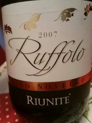 Riunite Ruffolo