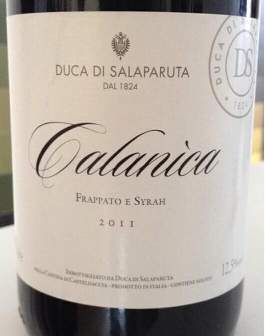 Duca di Salaparuta Frappato-Syrah Sicilia Calanica
