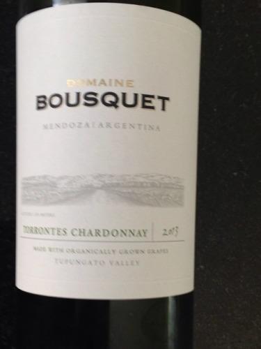 布斯科特特浓情霞多丽干白Domaine Bousquet Premium Torrontes Chardonnay