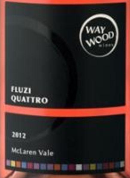 维舞单一园桃红WayWood Fluzi Quattro