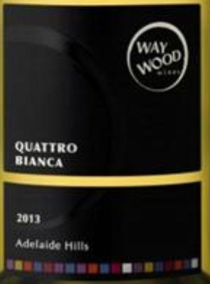 维舞单一园干白WayWood Quattro Bianca