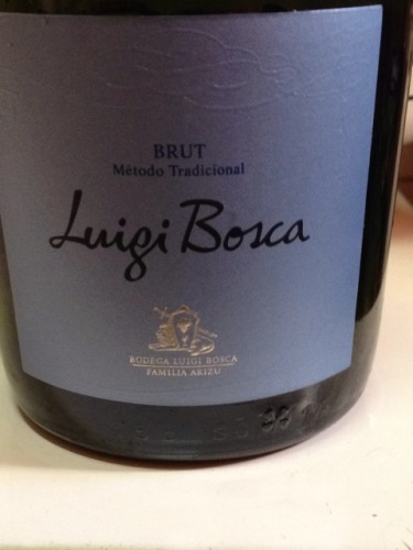 露奇波斯加起泡Luigi Bosca Brut