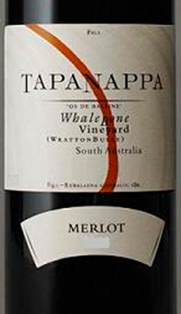 塔娜维尔博纳庄园梅洛干红Tapanappa Whalebone Vineyard Merlot