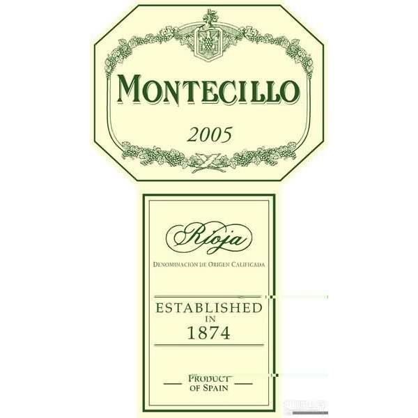 蒙特稀洛酒庄干白Osborne Bodegas Montecillo Blanco