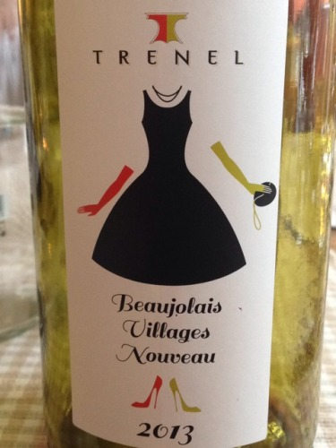 trenel fils gamay (beaujolais-villages)