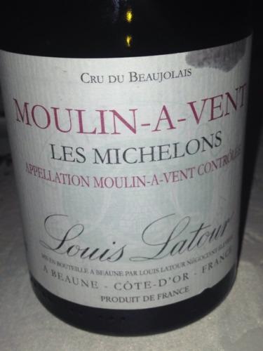 路易拉图风车磨坊米奇隆干红Louis Latour Moulin-a-Vent Les Michelons