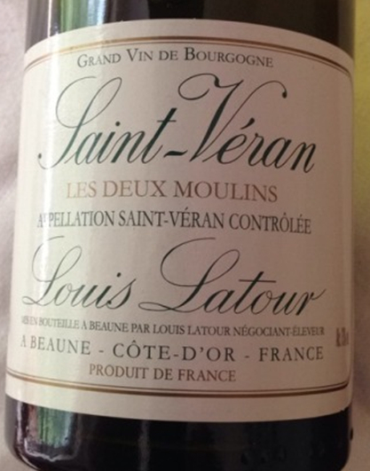 路易拉图双园干白Louis Latour Les Deux Moulins