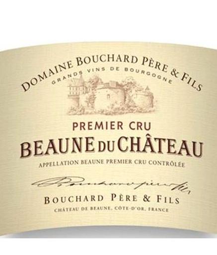 宝尚父子伯恩城堡园干白Bouchard Pere & Fils Beaune du Chateau