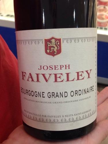 法维莱勃艮第干红Domaine Faiveley Bourgogne Grand Ordinaire