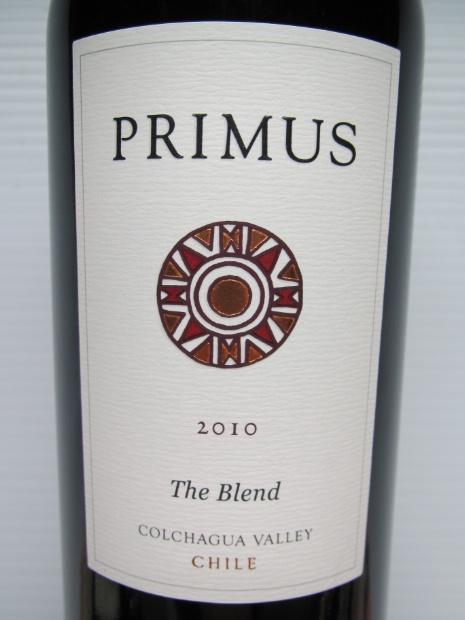 翠岭极品混酿干红Veramonte Primus The Blend