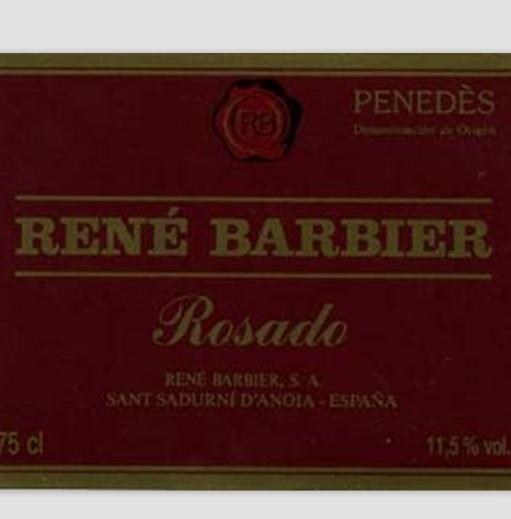 瑞尼芭碧酒庄经典桃红Rene Barbier Classic Rosado