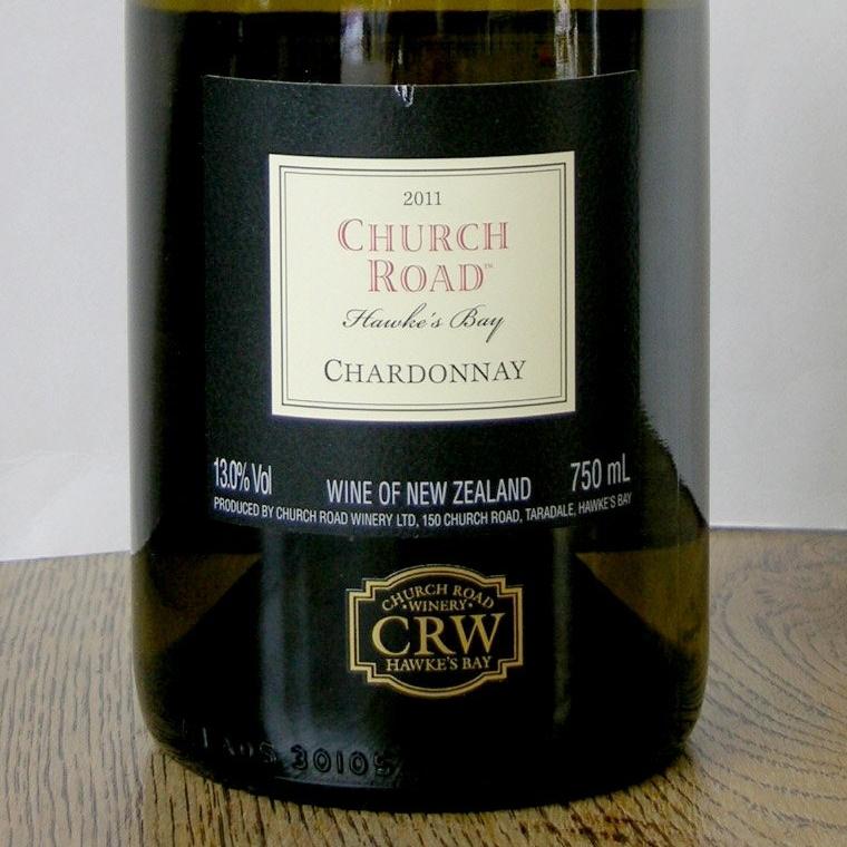 车路德霞多丽干白Church Road Chardonnay