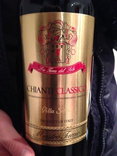 萨瓦西尔维娅园经典基安蒂干红Salvadori Villa Silvia Chianti Classico