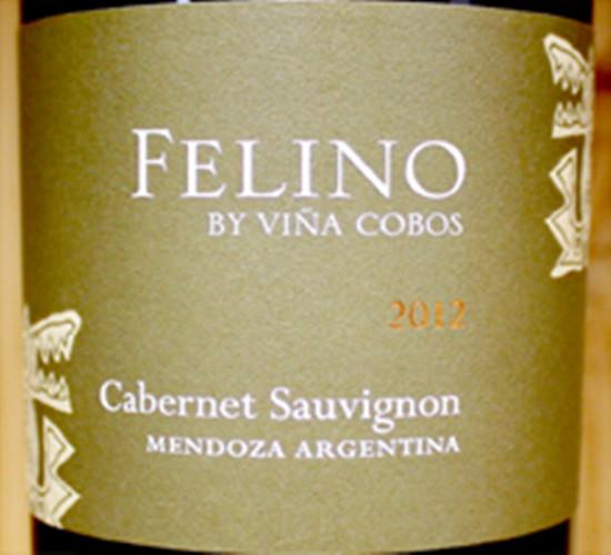 科沃斯妃丽娜系列赤霞珠干红Vina Cobos Felino Cabernet Sauvignon