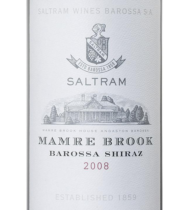 索莱玛丽小溪设拉子干红Saltram Mamre Brook Shiraz