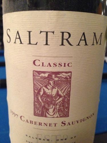 索莱经典赤霞珠干红Saltram Classic Cabernet Sauvignon