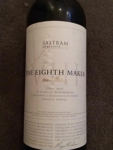 """索莱""""第八制造商""""西拉干红Saltram The Eighth Maker Shiraz"""