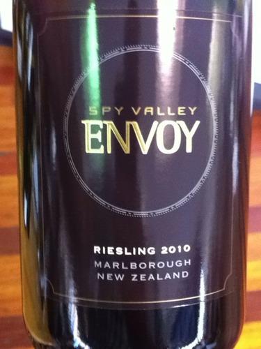 谍谷信差干司令干白Spy Valley Envoy Dry Riesling