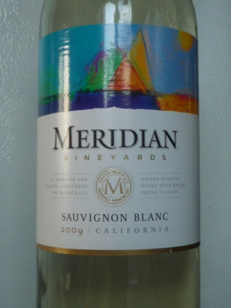 默里迪恩长相思干白Meridian Vineyards Sauvignon Blanc