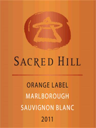 圣山橙标长相思干白Sacred Hill Orange Label Sauvignon Blanc