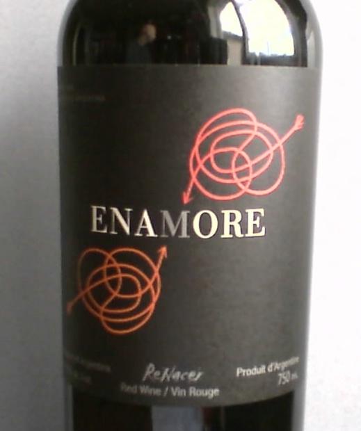 新生菲亚特传统马尔贝克干红Bodega Renacer Enamore
