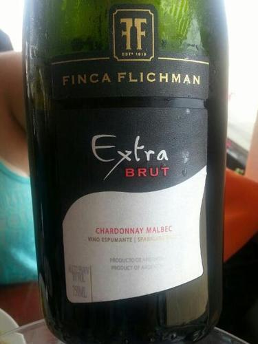 菲卡特干型起泡酒Finca Flichman Extra Brut
