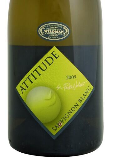 茱莉雯态度长相思干白Pascal Jolivet Attitude Sauvignon Blanc