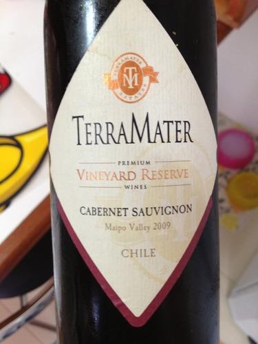 特雷玛特葡萄园珍藏系列赤霞珠-桑娇维塞混酿干红TerraMater Vineyard Reserve Cabernet Sauvignon - Sangiovese