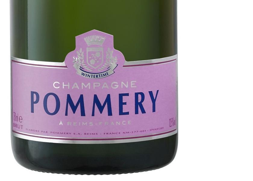 伯瑞冬季香槟Champagne Pommery Wintertime Blanc de Noirs