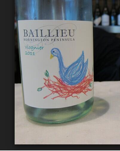 柏烈维欧尼干白Baillieu Vineyard Viognier